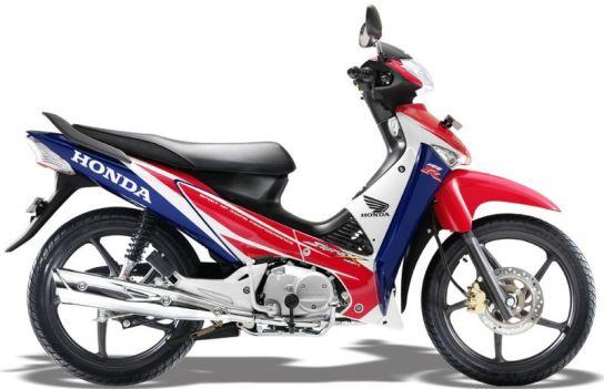 Indonesia Honda Supra X 125