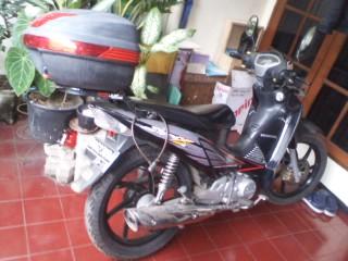 motorku dirumah
