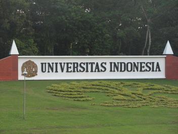 Terletak di utara Kota Depok yang berbatasan langsung dengan DKI  Jakarta, Kampus UI merupakan salah satu perguruan tinggi yang terluas di  Indonesia.  Disamping tempat menuntut ilmu, kampus UI sering pula  dimanfaatkan masyarakat sebagai tempat wisata, karena disana terdapat  danau-danau dan hutan kota. Tetapi yang paling sering dikunjungi adalah  danau-danaunya.